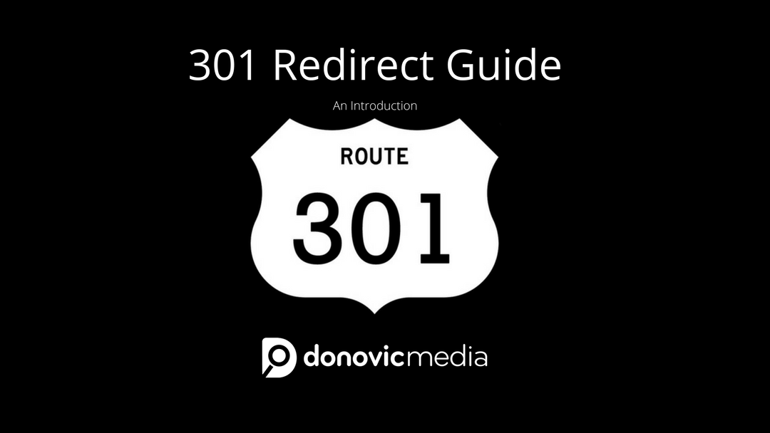 301 Redirect Guide