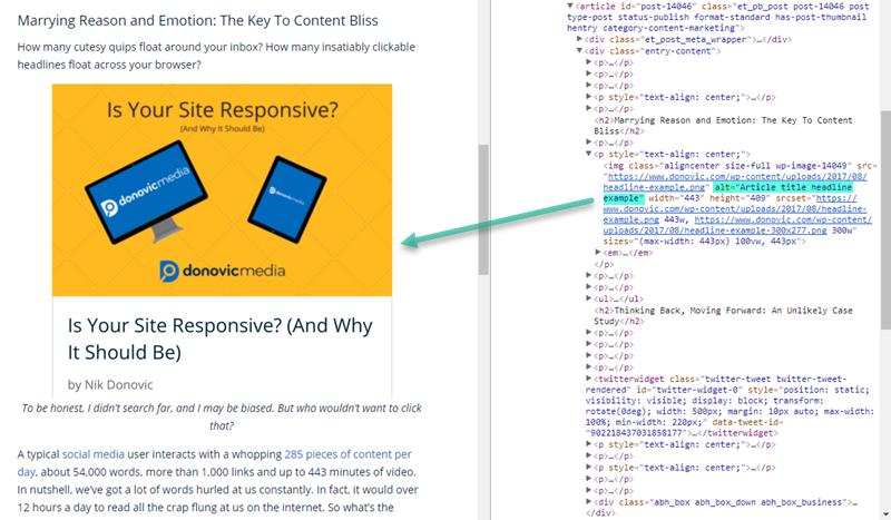 Alt Text Blog Example