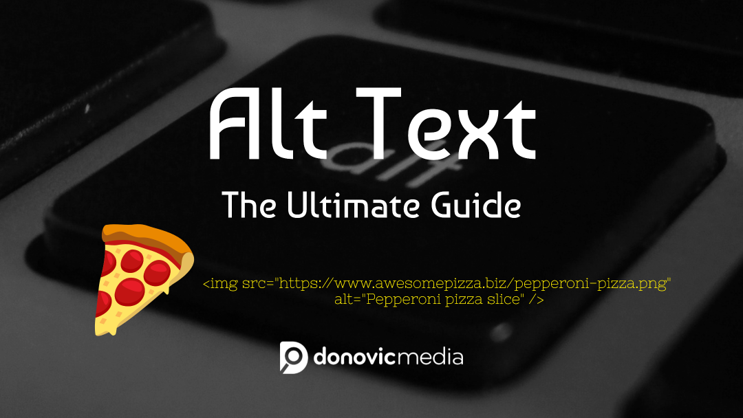 Alt Text: The Ultimate Guide